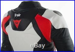 Reduit dainese Misano D-Air Gr. 50 Hommes Blouson Moto Airbag Veste en Cuir