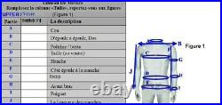 Repsol Hommes Moto Veste en Cuir Courses MOTOGP Motard Blousons Cuir Armure CE