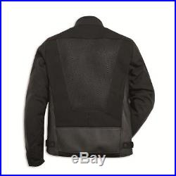 % TOP PROMO % DUCATI 98103550 XD iavel VESTE EN CUIR / blouson tissu moto route