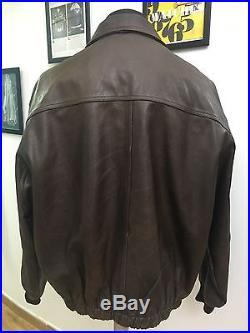 Timberland veste en cuir homme veste blouson jacke chaqueta taille xl