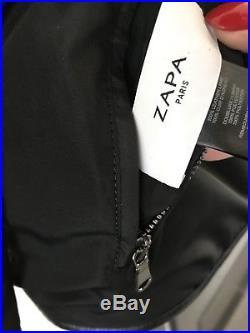 VESTE / BLOUSON cuir ZAPA Taille 42