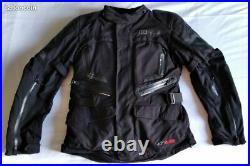 Veste Airbag Moto Alpinestars Taille M Cuir et Textile