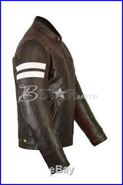 Veste, Blouson En Cuir Moto, Cafe Racer, Biker Jacket, Motorrad Veste, Chopper