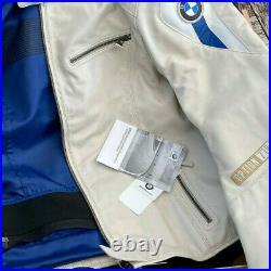 Veste Blouson MOTO homme BMW cuir éd limitée club spécial option 719 NEUF