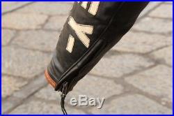 Veste Blouson de moto en cuir motard biker Harley Davidson made in Usa taille L