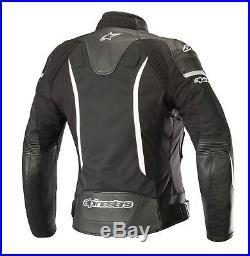 Veste Combinaison Alpinestars Stella Sp X Air Couleur Noir/Blanc Taille 38