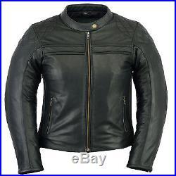 Veste En Cuir Pour Femme, Blouson Pour Moto, Harley Vintage Blouson, Femme Veste