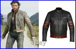 Veste En Cuir, Veste Pour Moto, Blouson Avec Protections, Biker Jacket, Chopper