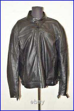 Veste Homme à Partir De Moto 3xl Nixon Noir en Cuir