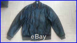 Veste Jacket Blouson Nike Air Max 90 360 Sample Cuir Leather