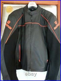 Veste Moto Cuir BERING XL