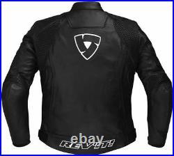 Veste Moto Revit Homme Leader Jacket Taille 54 XL Rev'it