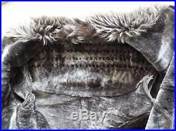 Veste/blouson En Cuir Marron Ventcouvert Taille 40fr