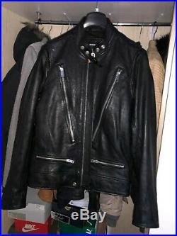 Veste blouson diesel en cuir taille M