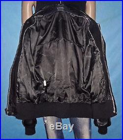 Veste blouson pilote SCHOTT en cuir taille 44 ou XL FR