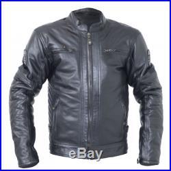 Veste classic tt retro ii cuir Été noir taille 56 homme Rst 118340146