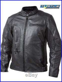 veste cuir helite roadster airbag gonflable moto blouson. Black Bedroom Furniture Sets. Home Design Ideas