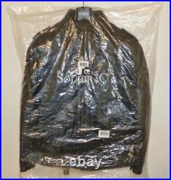 Veste cuir moto neuve Soubirac Upland Noir size XL Motorcycle leather jacket new
