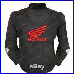 Veste en Cuir de Moto Hommes Veste de Motard en Cuir Veste en Cuir Motard EU-52