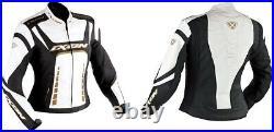 Veste moto cuir femme Ixon Fulgura M NEUVE