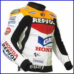 Vêtement En Cuir Motorbike Biker Cuir Veste Moto Cuir Veste Eu-54