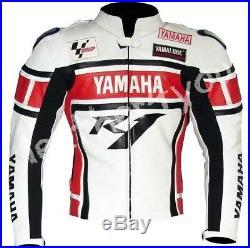 Vêtement En Cuir Motorbike Courses Biker Cuir Veste Moto Cuir Veste Eu-56