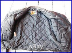 Vintage BLOUSON VESTE size 46 PERFECTO SCHOTT en CUIR Leather JACKET Lederjacke