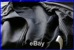 Zara Woman Superbe Blouson 100% Cuir Agneau Perfecto Taille S (36)
